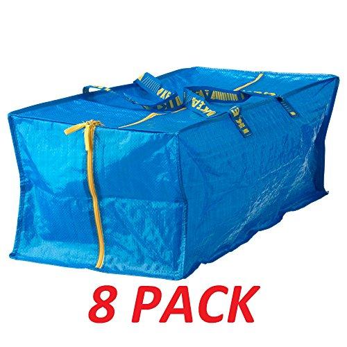 ikea-90149148-frakta-storage-bag-blue-8-pack