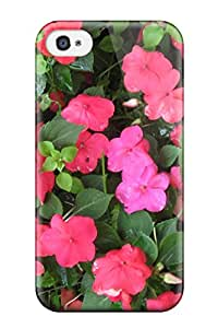 Hot New Arrival Premium 4/4s Case Cover For Iphone (summer Flowers) 9184232K33204641