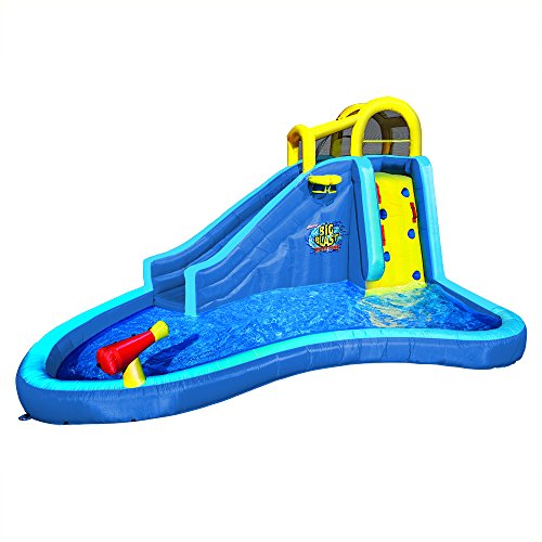 Banzai Big Blast Inflatable Water Park (Big Splash Water Park)