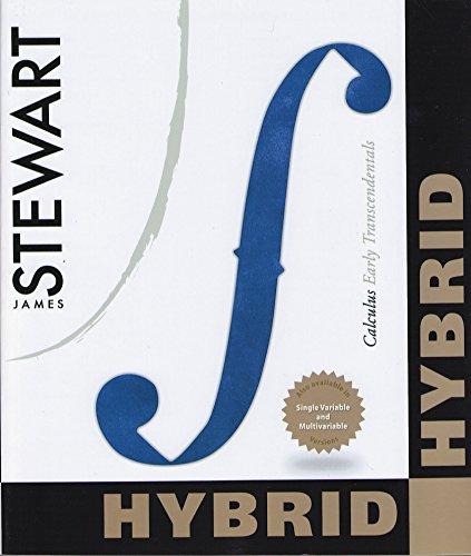 Ie Calculus Et Hybrid 7e