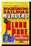 The Rocksburg Railroad Murders / The Blank Page (A Godine Double Detective)