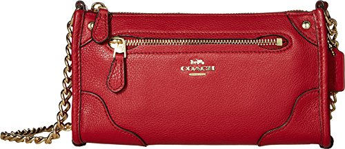Coach Red Handbag - 6