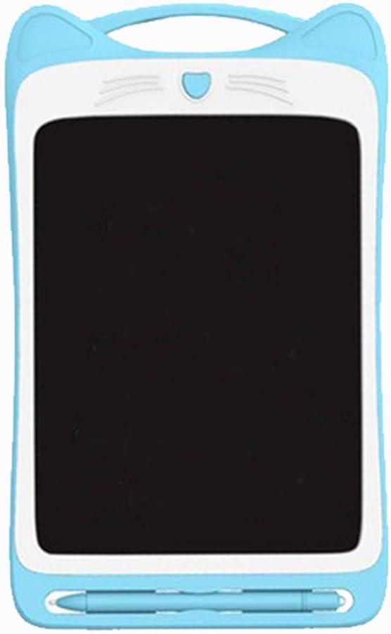 LCDライティングタブレットデジタルドローイングタブレット手書きパッドポータブル電子タブレットボード超薄型グラフィックボード8.5 / 12インチ,ブルー,8.5inch