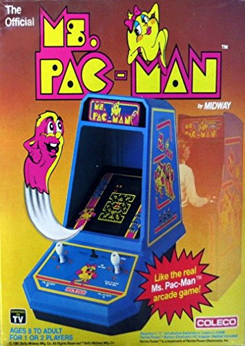"MS. PACMAN ART VINTAGE 2"" x 3"" Fridge MAGNET Table for sale  Delivered anywhere in USA"