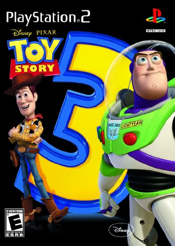 Stories Video Game (Toy Story 3 The Video Game - PlayStation 2)