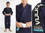 Vulkan Pro Light Jiu-Jitsu Gi adultos y niños tamaños + la libre presentación y posición vídeos + 30 da y garantía de comodidad + IBJJF aprobado por