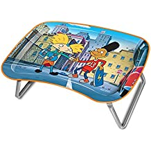 JayBeeCo Nick 90s Hey Arnold! Children's Multipurpose Snack Activity Tray