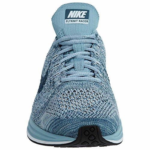 Deporte Blue Flyknit Unisex Racer Legion Nike White Zapatillas De Mica Adultos wTzIRq1x
