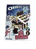 Mini Oreo Holiday Chocolate Cookie House