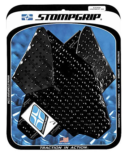 Stomp Design Traction Pads - Black 55-2-010B by Stomp Design