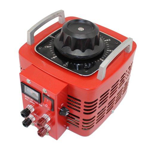 30 Amp Variable Autotransformer - 100VAC output & 110VAC @ 60Hz input