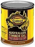 CabotStain 140.0003460.005/3460 Australian Timber Oil Penetrating Oil 1 Quart