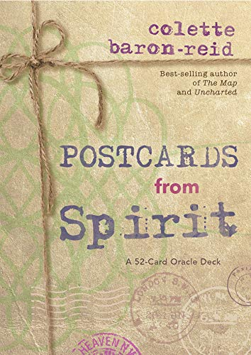 Postcards from Spirit: A 52-Card Oracle Deck (Postcards From The Past)
