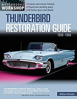 51cYRxj%2BziL._AC_UL320_SR248320_ amazon com 1962 1963 ford thunderbird shop manual david graham 1963 ford galaxie fuse box diagram at soozxer.org
