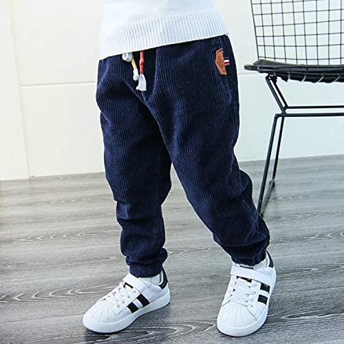 City Mouse 1pc Baby Unisex Sweatpants Casual Sport Jogger Pants Drawstring Elastic Trousers