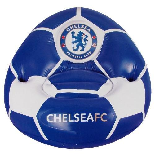 柔らかい Chelsea FC Inflatable FC Inflatable Chair Chair B0033648UG, ゴルフ観音さま:eb521dfd --- ciadaterra.com