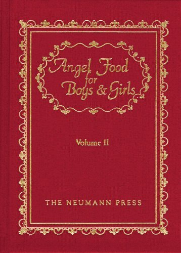 By Fr. Gerald T. Brennan Angel Food For Boys & Girls - Vol. 1: VOLUME 1 (1st First Edition) [Hardcover]