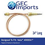 4000061 Fireplace 24'' Thermocouple