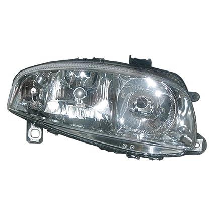 amazon com alfa romeo gt headlight right head lamp h7 h1 04