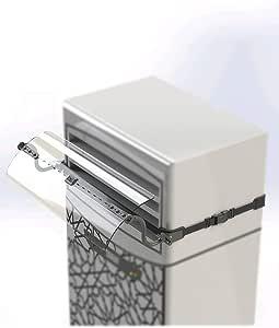 موجه هواء مكيف الدولاب قابل للتعديل من فيكتور، رمادي (تكييف عمودي) - 4905