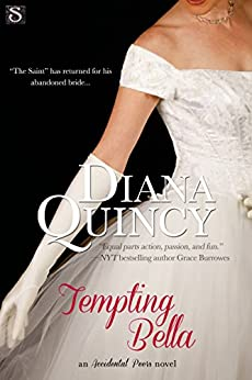 Tempting Bella (Accidental Peers Book 2) by [Quincy, Diana]