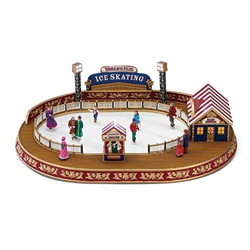 Gold Label World's Fair Skating Rink by Gold (Gold Label Worlds Fair)