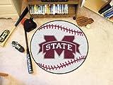 Fan Mats Mississippi State Baseball Rug, 29