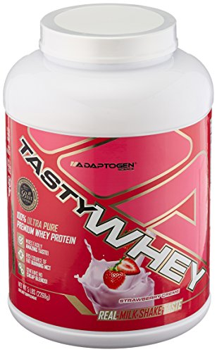 Adaptogen Science Protein Natural Strawberry product image