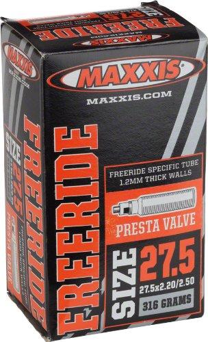 Maxxis Freeride Presta Valve Tube, 27.5-Inch x 2.5-Inch