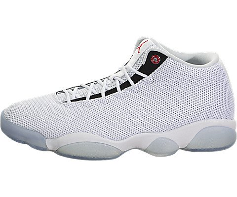427bb515bd5d9 Jordan Men's Horizon Low, White/Gym RED-Pure Platinum-Black, 7.5 M US