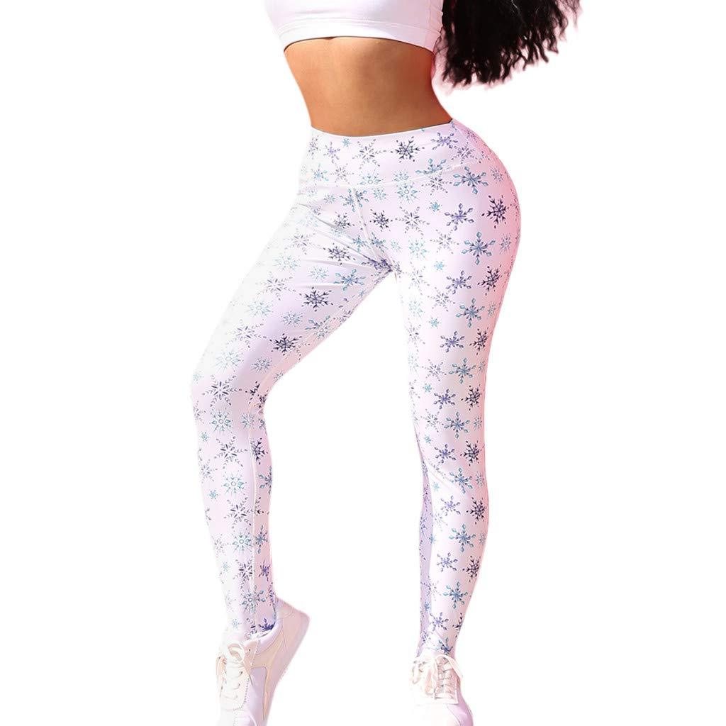 Zackate Womens Skinny Hight Waist Yoga Multi Pattern Sporty Legging Running Jogging Sports Pants Trouser