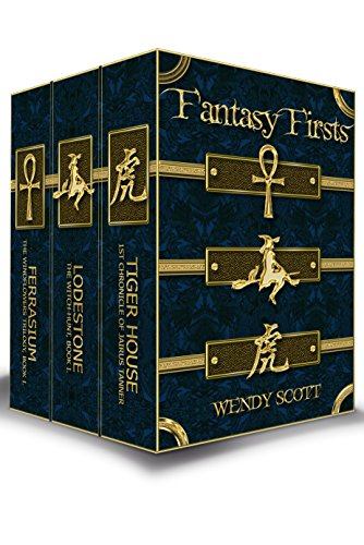 Fantasy Firsts by [Scott, Wendy]