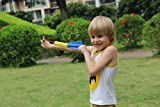 US Sense 6 Pack LED Foam Finger Pump Rockets Slingshot for Kids Boys Girls-- Light Up Children Camping Toys,Birthday Party Favors Gifts--Perfect Summer Outdoor Group Games