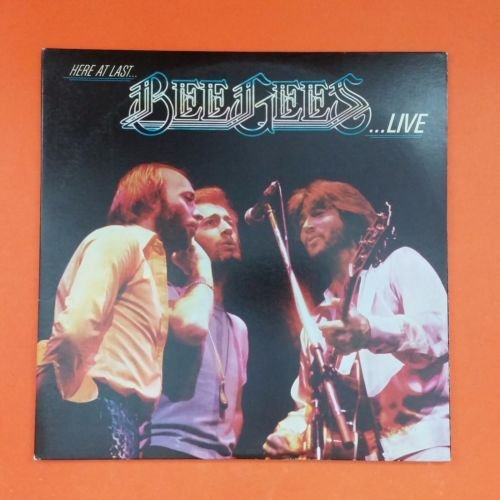 BEE GEES Here At Last Live RS 2 3901 Dbl LP Vinyl VG+ Cover VG+ Sleeves Sterling (Bee Gees Here At Last Bee Gees Live)