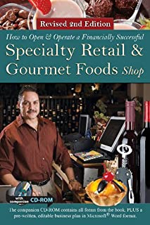 Book Cover: How to Open a Financially Successful Specialty Retail & Gourmet Foods Shop