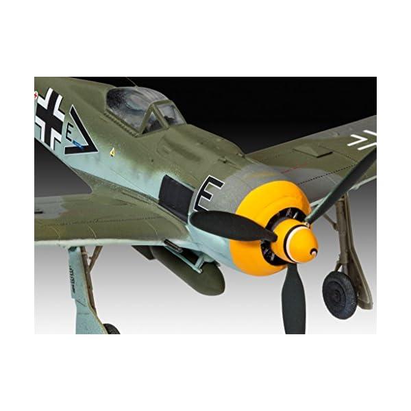 Modellino Aereo Tedesco della seconda Guerra Mondiale Fw190 D-9 in Scala 1:48 Tamiya 300061041
