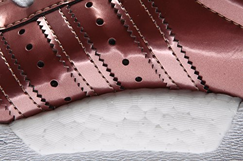 Copper Bronze White Metallic W Adidas Superstar Boost qwY7at
