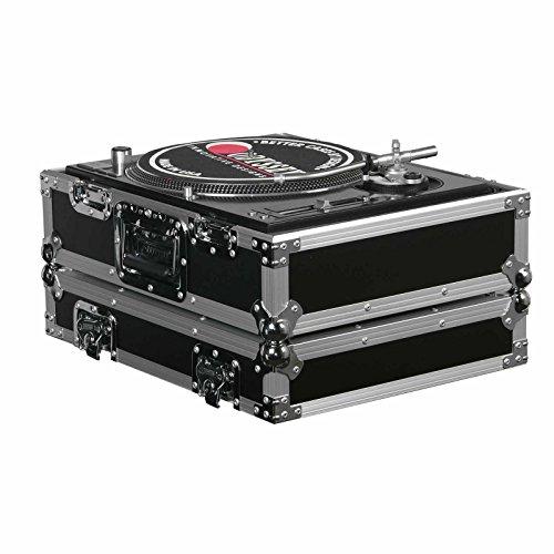 (2) Odyssey FR1200E ATA Flight Ready Pro DJ Equipment Turntable Transport Cases