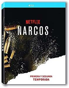 Narcos - Temporadas 1-2 [Blu-ray]