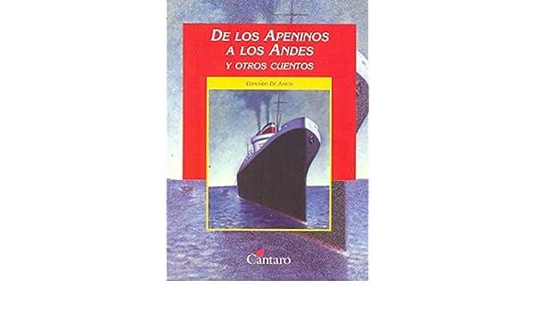 DE LOS APENINOS A LOS ANDES - DEL MIRADO: Amazon.es: EDMUN ...