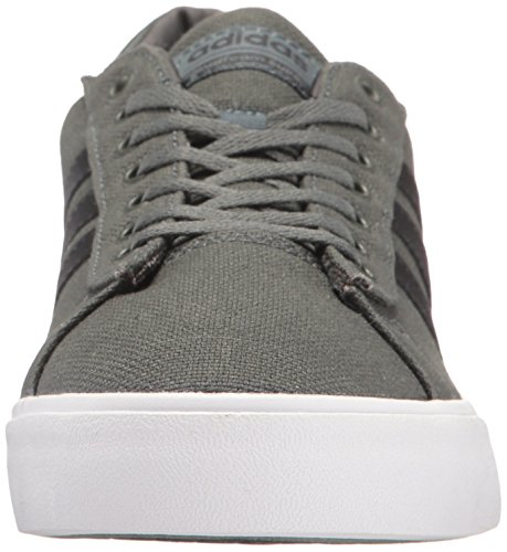 adidas Men's Cloudfoam Super Daily Fashion Sneakers, Utility IVY/Black/White, (9 M US)