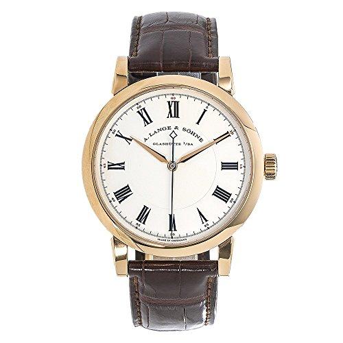 A. Lange & Sohne Richard Lange mechanical-hand-wind mens Watch 232032 (Certified Pre-owned)