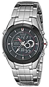 Casio EFA119BK-1A - Reloj (Pulsera, Masculino, Acero inoxidable, SR927W, 2 Año(s))
