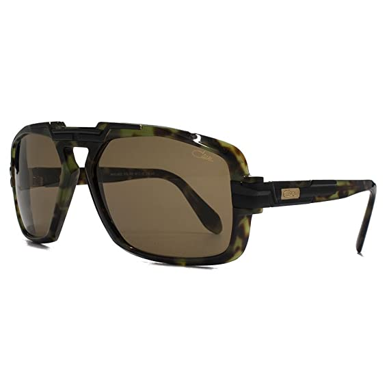 04bf90131ae Cazal 8023 Sunglasses in Green Camouflage 8022 003 63 63 Brown Gradient   Amazon.co.uk  Clothing