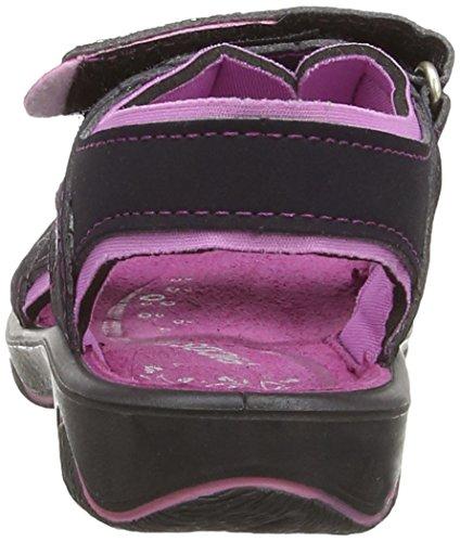 Ricosta Newa M 61 - zapatillas impermeables de sintético niña Blau