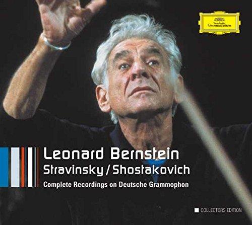 Stravinsky / Shostakovich: Bernstein's Complete Recordings on Deutsche Grammophon by deutsche grammophon