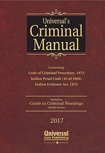 Ipc manual version array buy criminal manual cr p c i p c and evidence pocket size 2017 rh fandeluxe Choice Image