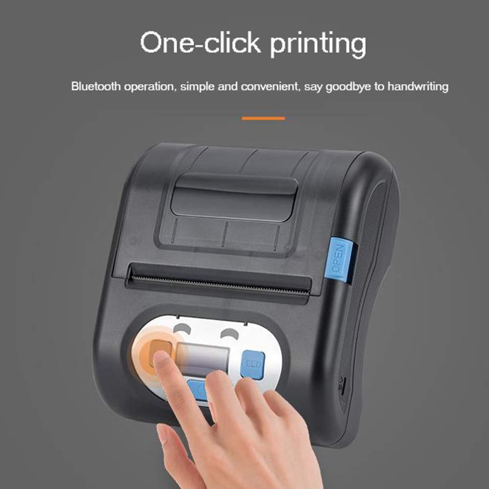 BAIYI Portable Bluetooth Label Printer Waterproof Drop-Proof One-Button Printing Express Label Printer by BAIYI (Image #8)