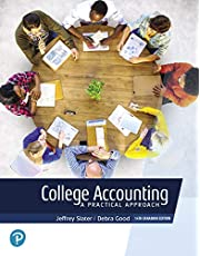 College Accounting, with MyAccounting Lab, 14Ce: A Practical Approach, Fourteenth Canadian Edition Plus MyLab Accounting -- Access Card Package