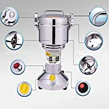 700g High Speed Electric Herb Grain Grinder Cereal Mill Flour Powder Machine review